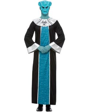 Utenomjordisk Kostyme
