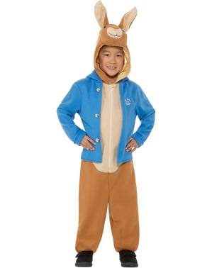 Peter Rabbit Kostüm Deluxe für Jungen