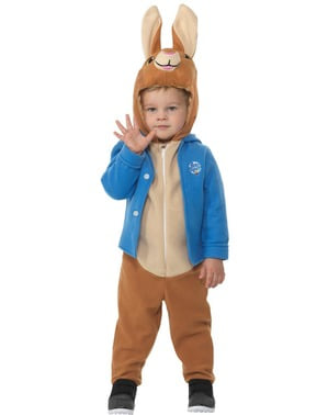 Peter Rabbit Deluxe Costume for Adults