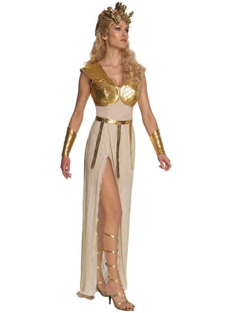 Disfraz de Athena Furia de Titanes para mujer
