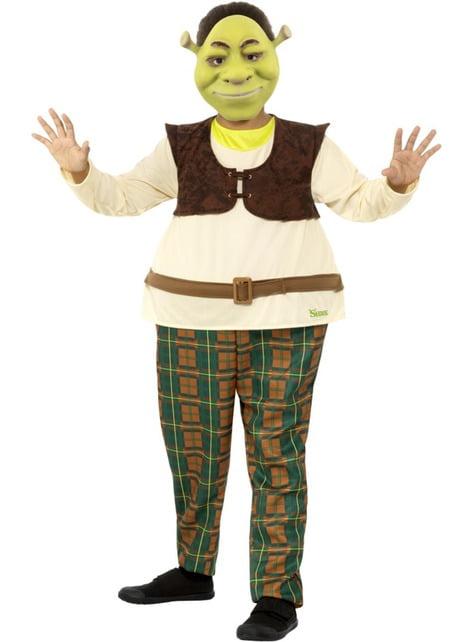Shrek Costume for Boys