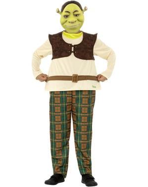 Shrek Kostüm für Jungen