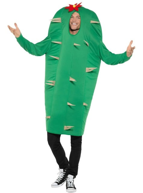 Cactus Costume for Adults