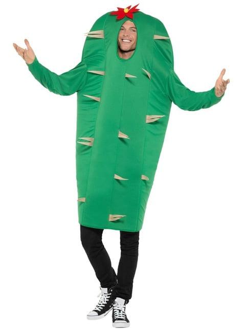 Disfraz de Cactus para adulto