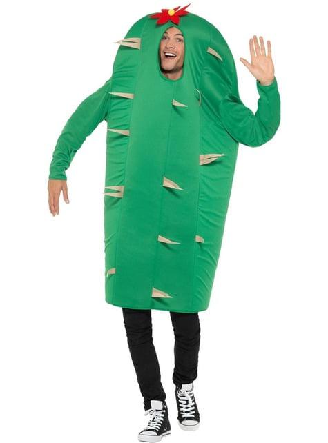 Disfraz de Cactus para adulto - adulto