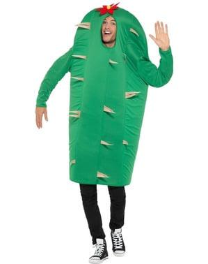 Kaktus Maskeraddräkt för vuxen