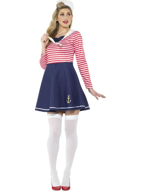 Sailor Classic Costume for Girls