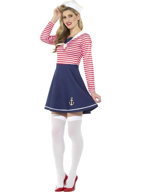 Disfraz de marinera classic para mujer - mujer