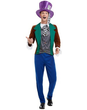 Mad Hatter Costume pre mužov