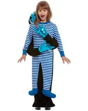 Alien ontvoering kostuum voor kinderen