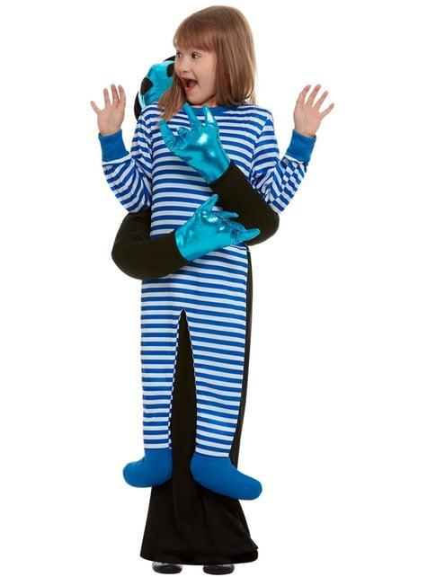 Alien entführt mich Kostüm für Jungen - kinder