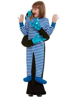 Costume da rapimento alieno per bambino