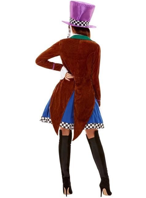 Disfraz de Sombrerera Loca para mujer - original