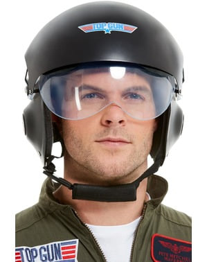 Top Gun Helm für Herren