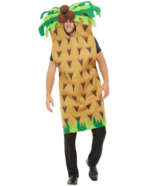 Palm Tree Costume for Adults