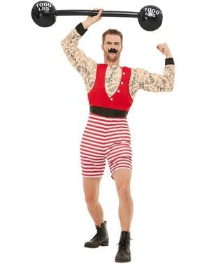 Sterke man kostuum voor volwassenen