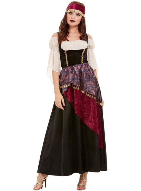 Disfraz de Adivina Deluxe para mujer - mujer
