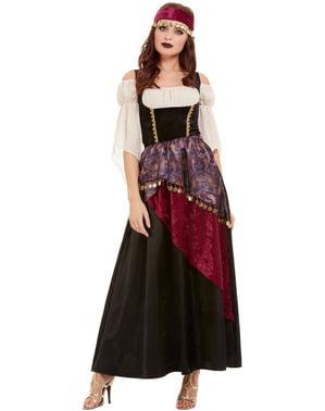 Waarzegger Deluxe kostuum voor vrouw