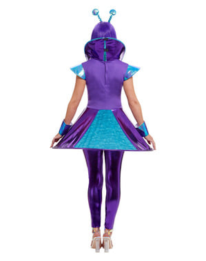 Costume da alieno per donna
