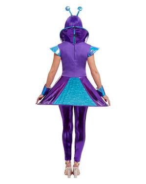 Rumvæsen kostume til kvinder