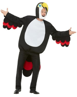 Toucan Costume for Adults