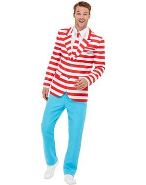 Gdje je Wally? dizajn odijelo