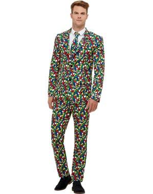 Garnitur Kostka Rubika dla mężczyzn