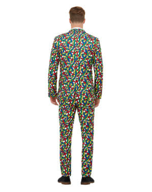 Rubik's Cube design Suit