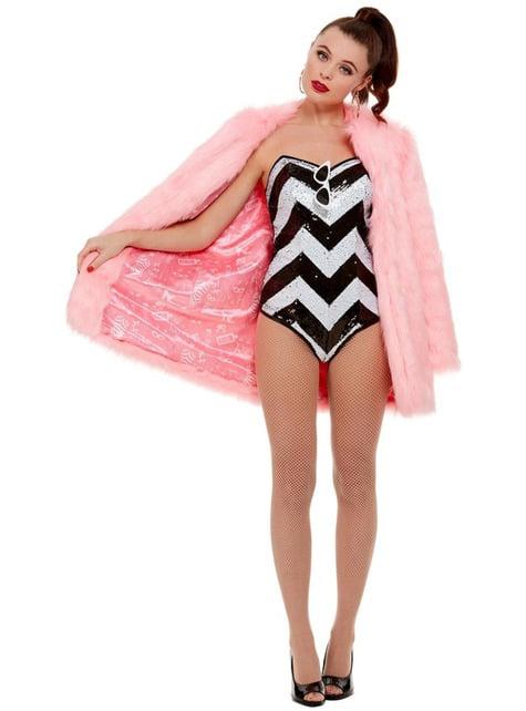 Fato de Barbie Edição Especial 60 Aniversário para mulher - mulher