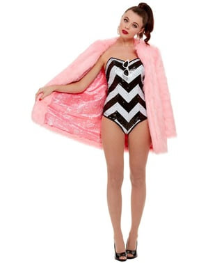 Barbie Special Edition 60th Anniversary Costume for Women