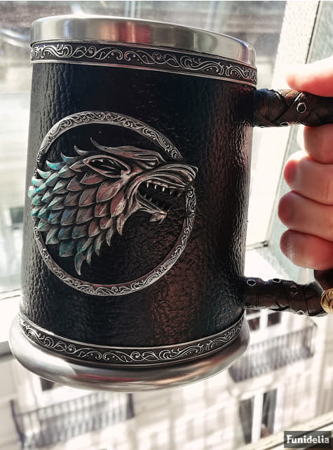 Jarra Juego de Tronos Stark Winter is Coming  - barato