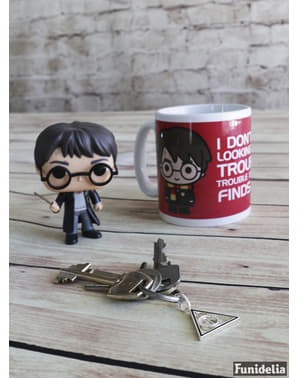 Caneca de Harry Potter Front and Back
