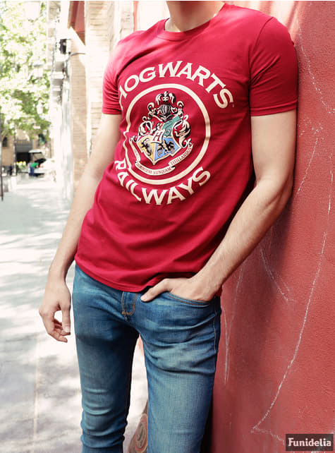 Camiseta de Harry Potter Railways - hombre