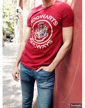 Camiseta de Harry Potter Railways