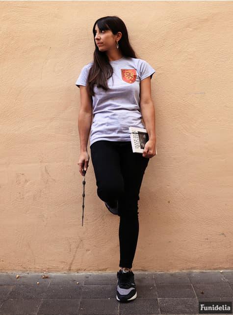 Camiseta de Harry Potter Casa Gryffindor para mujer - oficial