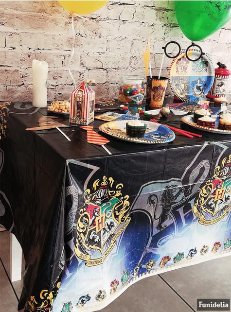 Mantel Casas de Hogwarts - Harry Potter