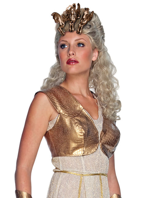 Womens Athena Clash of the Titans costume kit