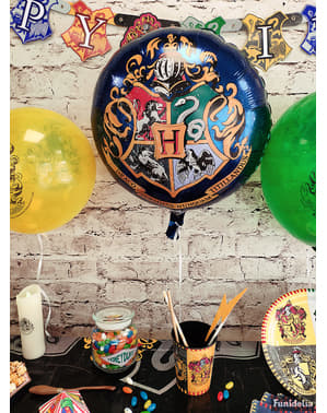 Повітряна куля з фольги Гаррі Поттера