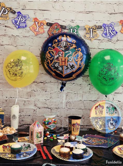 Globo de foil Harry Potter - Hogwarts Houses - barato