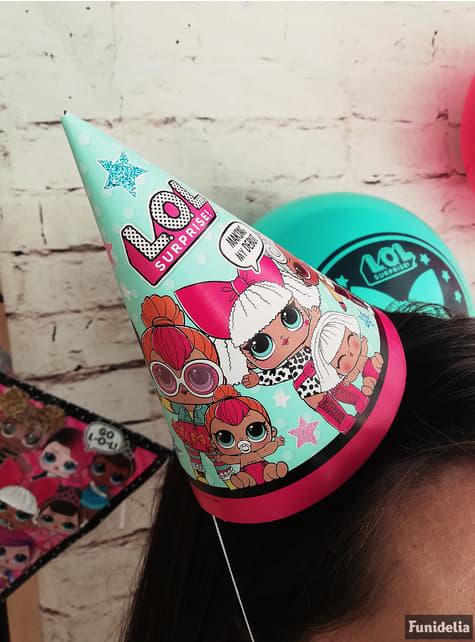 Set of 8 LOL Surprise little hats