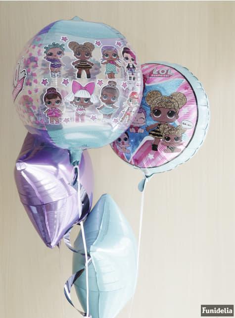 LOL Overraskelse folieballong