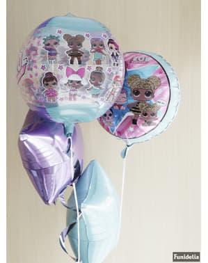 Ballon en aluminium LOL Surprise