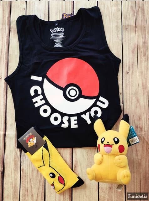 Meias de Pikachu para adulto