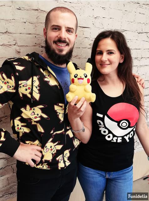 Sudadera de Pikachu para adulto - oficial