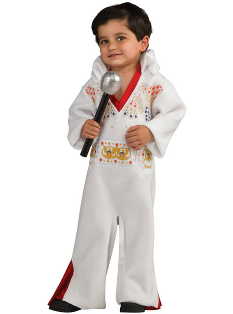 Childrens Elvis the King costume