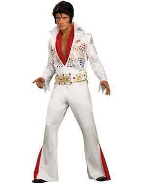 Мъже Елвис Сега царят на рок костюм