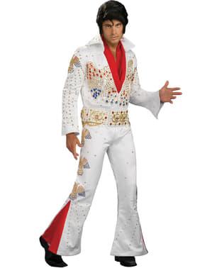 Pánský kostým nesmrtelný Elvis supreme
