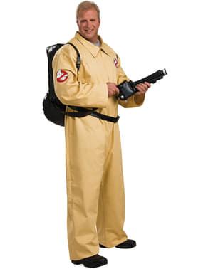 Costume Ghostbusters-Acchiappafantasmi deluxe uomo taglie forti