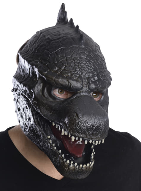 Masque Godzilla adulte