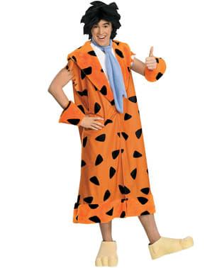 Familien Flintstone Fred Flintstone kostume til teenagere